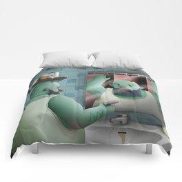 Hands up Comforters