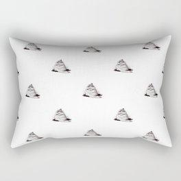 Warmth and Tea Rectangular Pillow