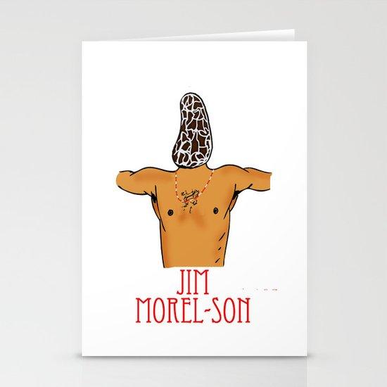 Jim Morel-son Stationery Cards