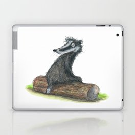 Badgers Date Laptop & iPad Skin