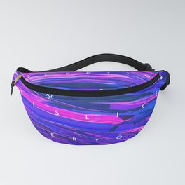 EXCEPTION Fanny Pack
