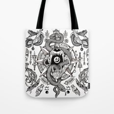 Ad Mortumn Tote Bag