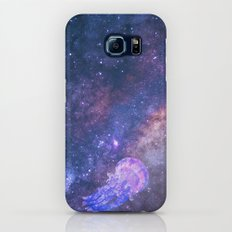 Jellyfish Space Exploration Galaxy S7 Slim Case
