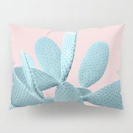 Blush Cactus #1 #plant #decor #art #society6 Pillow Sham