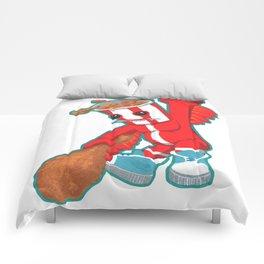 Kentucky Fried Kaiju Monster Comforters