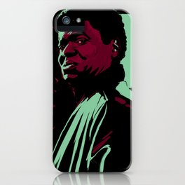 The Screaming Eagle of Soul iPhone Case