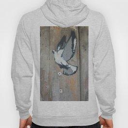 wood pigeon Hoody