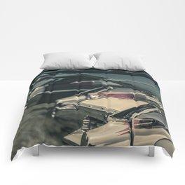 Caddy Fins Comforters
