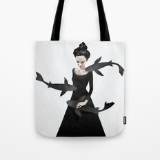 News from afar Tote Bag