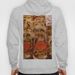 Don`t Touch Me Hoody