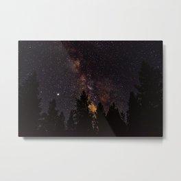 Milky Way Metal Print