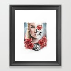 These Violent Delights Have Violent Ends Framed Art Print