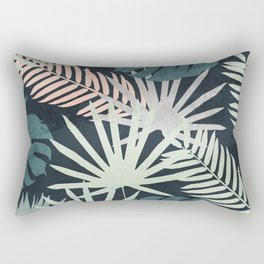 Tropicalia Night Rectangular Pillow