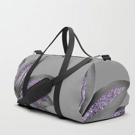Agave Finesse Glitter Glam #4 #tropical #decor #art #society6 Duffle Bag