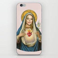 Modern Virgin Mary iPhone & iPod Skin