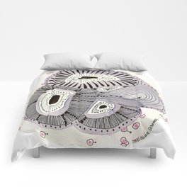 SEA FLOWERS n°2 Comforters