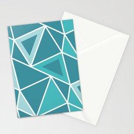 Geometric Pattern 3 Stationery Cards