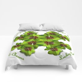 Lucky Charm Fairy Comforters