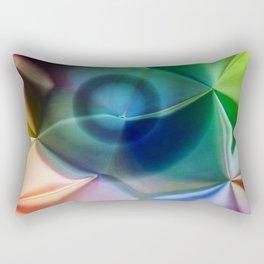 Multicolored abstract no. 34 Rectangular Pillow