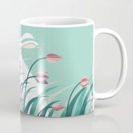 Rabbit, Resting Coffee Mug