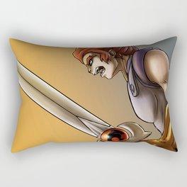 Leon-O Rectangular Pillow