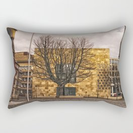 Architecture in Ulm Rectangular Pillow