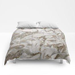 Crema marble Comforters