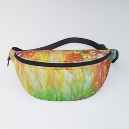 Melody of colors Fanny Pack