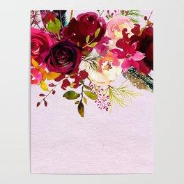 Flowers bouquet #38 Poster