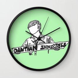 Danthan Industries Co. Wall Clock