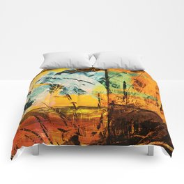 Ribeirinhos Comforters