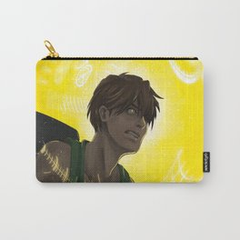 Who is My Enemy? - Gundam Wing Print Carry-All Pouch