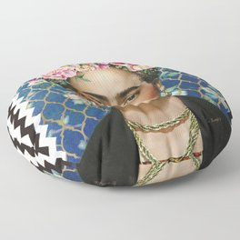 Forever Frida Floor Pillow