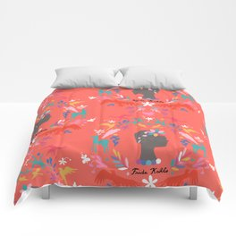 Frida Cameo in Tamale Comforters
