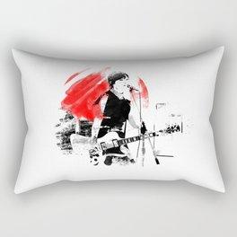 Japanese Artist Rectangular Pillow