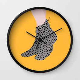 Socks Wall Clock
