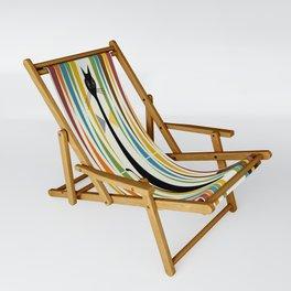 Mid-Century Modern Art Cat 2 Sling Chair