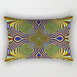 Tribalism 1 Rectangular Pillow