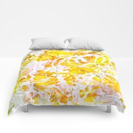 Golden Shine Comforters