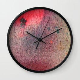 Abstract No. 536 Wall Clock