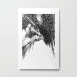 Anima Mundi by Anna Helena Szymborska Metal Print