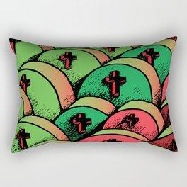 cemetery Rectangular Pillow
