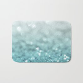 MERMAID GLITTER - MERMAIDIANS AQUA Bath Mat