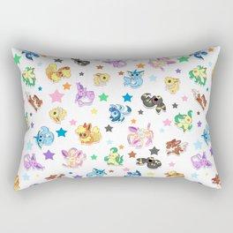 Cuties In The Stars Rectangular Pillow