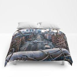 Manhattan Bridge / 02 Comforters