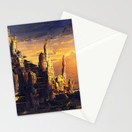 Industrial Revolution Stationery Cards