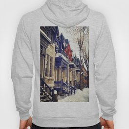 rue Laval -  Montreal Hoody