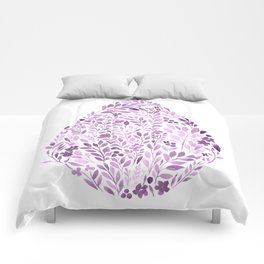 Purple Drop Comforters
