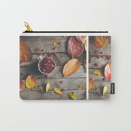 Autumn vibs Carry-All Pouch