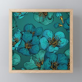 Bloom Framed Mini Art Print